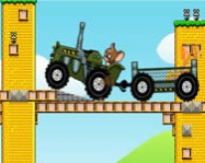 Tom and Jerry tractor online