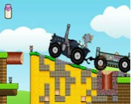 Tom and Jerry tractor 2 ingyen j�t�k